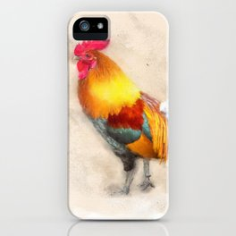 Cock | Rooster iPhone Case
