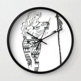 Amazonian Wall Clock