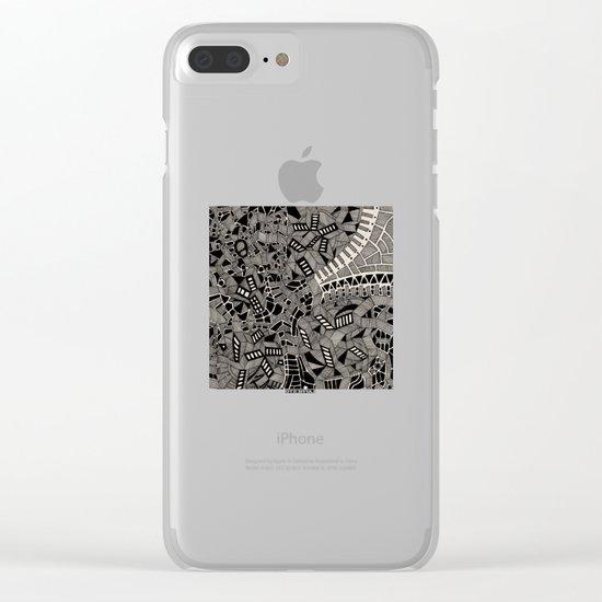 - marina - Clear iPhone Case