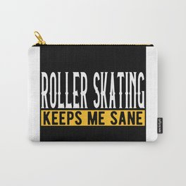 Roller Skating Lovers Gift Idea Design Carry-All Pouch