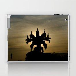 The seven headed dragon Laptop & iPad Skin