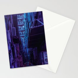 Tokyo Nights / Shadow of The Day / Liam Wong Stationery Cards