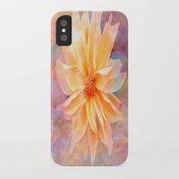matty healy iPhone & iPod Cases featuring Dahila Delight  by Judy Palkimas
