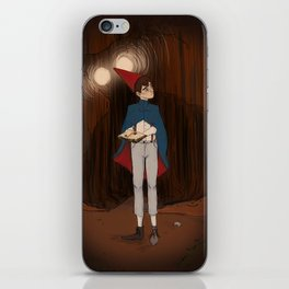 Loveliest Lies of All iPhone Skin