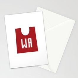 Netball WA Stationery Cards