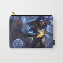 Pulsefire Twisted Fate League of Legends Carry-All Pouch