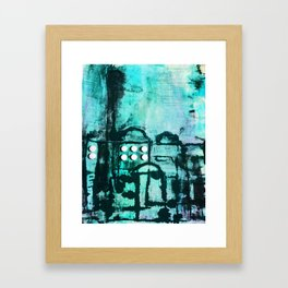 manufacture Framed Art Print