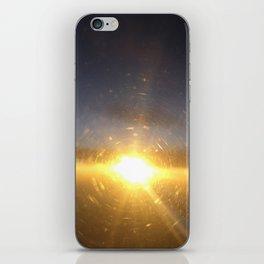 //radial iPhone Skin