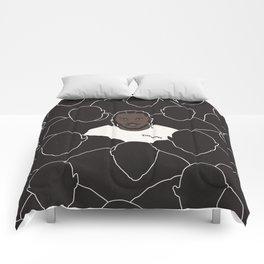 Kendrick Humble Pattern Comforters
