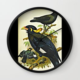 A Journey in Nias Wall Clock