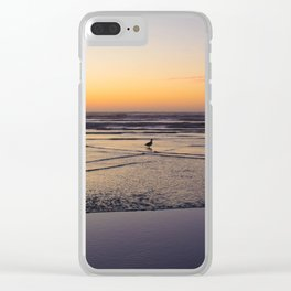 Mindful Moment Clear iPhone Case