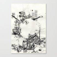 Japan 1 Canvas Print