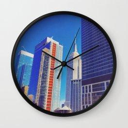 Morning Empire Wall Clock