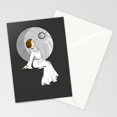 Sorrow of Leia Stationery Cards