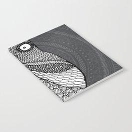 Doodle Owl Notebook