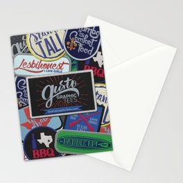 Patch Designs Stationery Cards