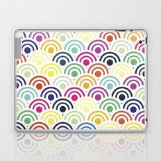 Colorful Circles II Laptop & iPad Skin