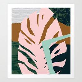 Pattern Study Art Print