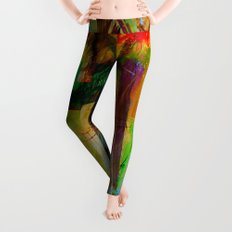 Inspired Leggings Leggings
