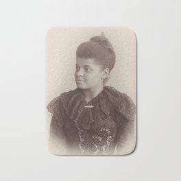 Ida B. Wells, 1893 Bath Mat