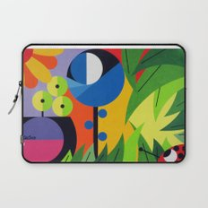 Flowers - Paint Laptop Sleeve