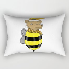 Bumble Bear Rectangular Pillow