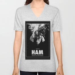 CULT OF HAM Unisex V-Neck
