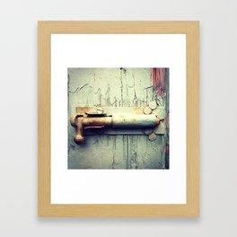 Unbolted Framed Art Print