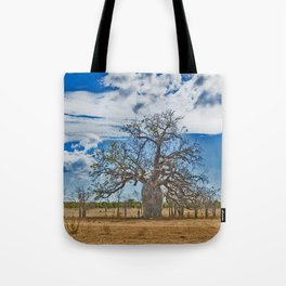 Build up and Boab Tote Bag