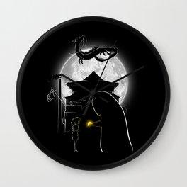 Magic Away Wall Clock