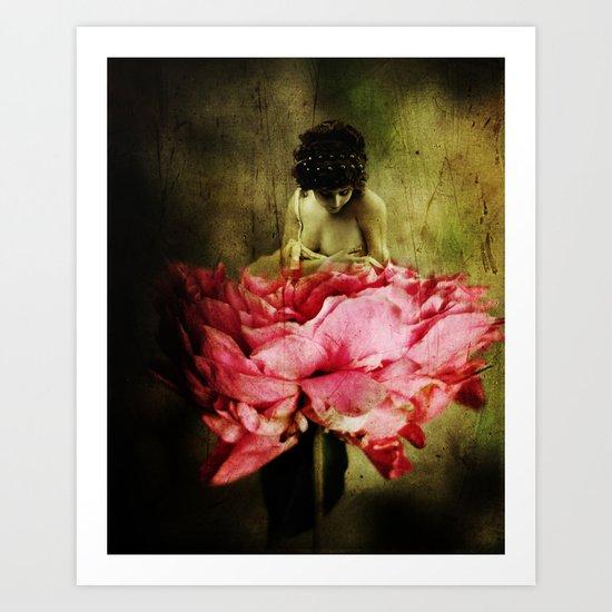 Fragrant Memories Art Print