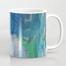 419 - Abstract Colour Design Coffee Mug