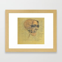 EEG Framed Art Print