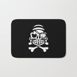 Jolly Pirate Bath Mat