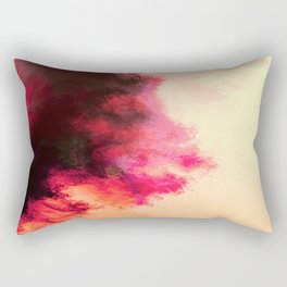 Painted Clouds II Rectangular Pillow