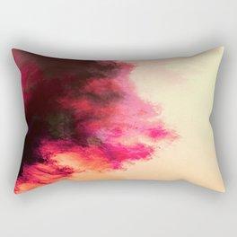 Painted Clouds II Rectangular Pillow