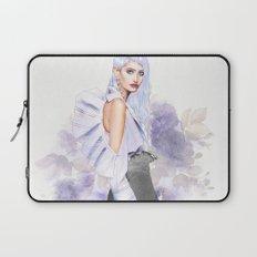 Lavender Delight Laptop Sleeve