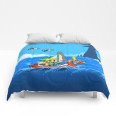 The Legend of Zelda: Wind Waker Advance Comforters
