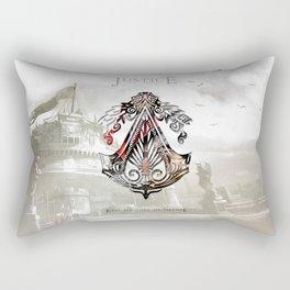 Ezio Auditore Da Firenze - Justice Rectangular Pillow