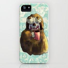 Slot s2 Coffee iPhone Case