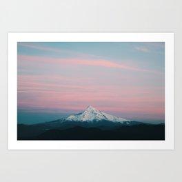 Mount Hood III Art Print