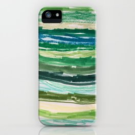 Fields of Summer iPhone Case