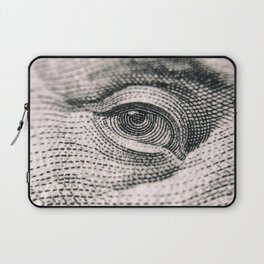 Portrait paper Laptop Sleeve