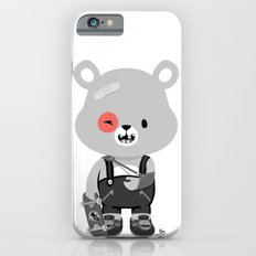 Bruised Bear Slim Case iPhone 6s