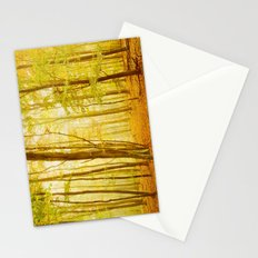 autumn scenery Stationery Cards