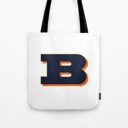 IBMOCA Club © Blue-Red Tote Bag