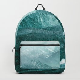 Sea Waves In Italy Backpack