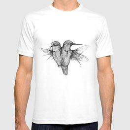 Conjoined Hummingbirds T-shirt