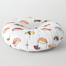 Pixelated Sushi Floor Pillow