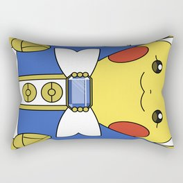 Belle Cosplay ORAS Rectangular Pillow